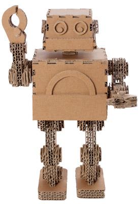 ダンボールロボット「A-bot」